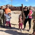 Los guardaparques reforzaron tareas en áreas protegidas durante las vacaciones