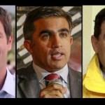 Una boca de urna anticipa que en Salta  se daría este resultado: David, Nanni y Olmedo