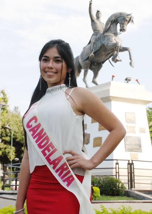 Maribel de los Angeles Romano - La Candelaria. Fotos FM Alba 89.3 Mhz Tartagal