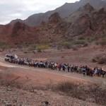 La peregrinación del Milagro movilizará a cerca de mil cafayateños