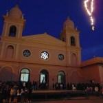 Enormes muestras de fe y devoción en el último Rosario del Alba