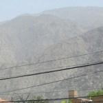 Un corte de luz afectó a gran parte del Valle Calchaquí