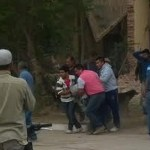 Una mujer muerta, 30 heridos y casas destruidas fue el saldo del temblor