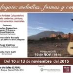 Cafayate se muestra en Buenos Aires