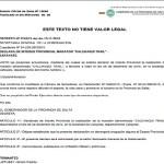 Por pedido de Nanni, el gobierno declaró de Interés Provincial la Calchaquí Ultra Trail 2015