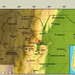 Dos fuertes sismos sacudieron Salta y Jujuy