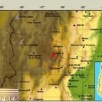 Otro temblor en Cafayate