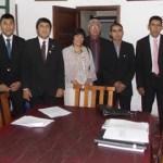 Asumieron los nuevos concejales de Cafayate