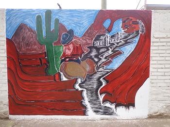 0 arte mural cafayate