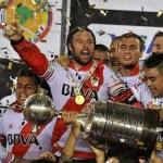 Una réplica de la Copa Libertadores en Cafayate
