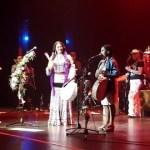Lila Downs invitó a cantar a Mariana Carrizo