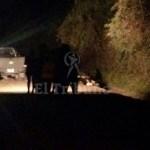 El Ministro Parodi chocó con dos policías en moto, los efectivos están en grave estado