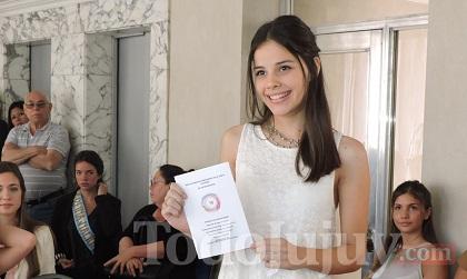 Lourdes Aredes de Catamarca