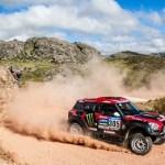 Sesenta corredores argentinos en la largada del Rally Dakar
