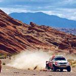 Las zonas de espectadores para el Dakar en Salta