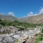 A través del Plan Belgrano se construiría el puente en El Divisadero