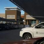 Almeda sigue usando la camioneta donada para discapacitados: estaba en un shopping de Salta