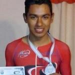 Un cafayateño representa a la Argentina en los Juegos Odesur