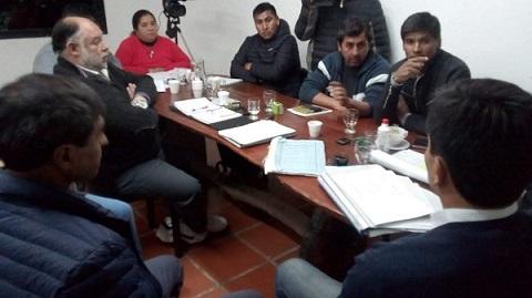 El almedismo logró bloquear el proyecto de la UCR por las 32 hectáreas