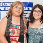 Guadalupe, la joven cafayateña ejemplo de solidaridad