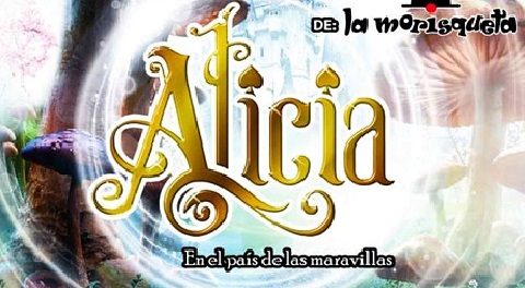 """Día del Niño con """"Alicia en el país de las Maravillas"""""""