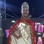 Camila García es la nueva Reina de los Estudiantes de Cafayate