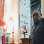 El peregrino solitario: tiene 83 años y caminó solo desde Santa Bárbara