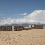 Llegaron los primeros 30 mil paneles del Parque de Energía Solar