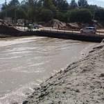 El Río Chuscha vuelve a causar preocupación