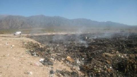 Intiman al Consorcio de Residuos a informar por daños ambientales