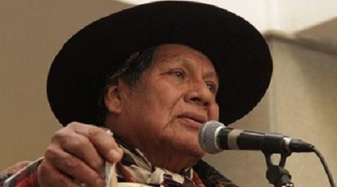 Murió el Bagualero Vázquez