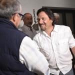 Gustavo Sáenz de gira por Cafayate y otras localidades del Valle Calchaquí