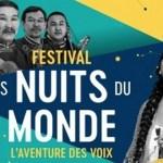Mariana Carrizo: la voz de América Latina para el festival Las Noches del Mundo-La Aventura de la Voz de Suiza