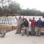 Parque solar: después del paro pagaron el 75% de lo adeudado