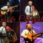 Los de Cafayate cumplieron 56 años con el canto
