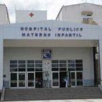 Trasladaron al Materno Infantil a una joven embarazada que tiene coronavirus