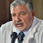 Sáenz reemplazó a Josefina Medrano por Juan José Esteban en el Ministerio de Salud