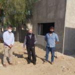 El IPV y la Prelatura construyen viviendas en Cafayate