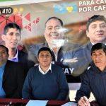 El frente Salta para Todos lanzó su campaña electoral este viernes en Cafayate