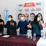 El Frente Unidos por Salta lanzó este miércoles su campaña electoral en Cafayate