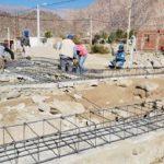 Avanza la construcción de 40 casas para casos especiales de Finca El Socorro II