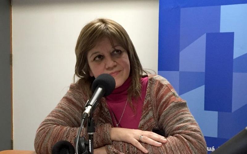 Charlamos con Mariela Fodde en Camacuá y Reconquista
