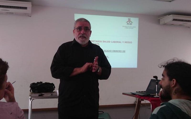 Columna del PIT-CNT, salud laboral y noticias en Camacuá y Reconquista
