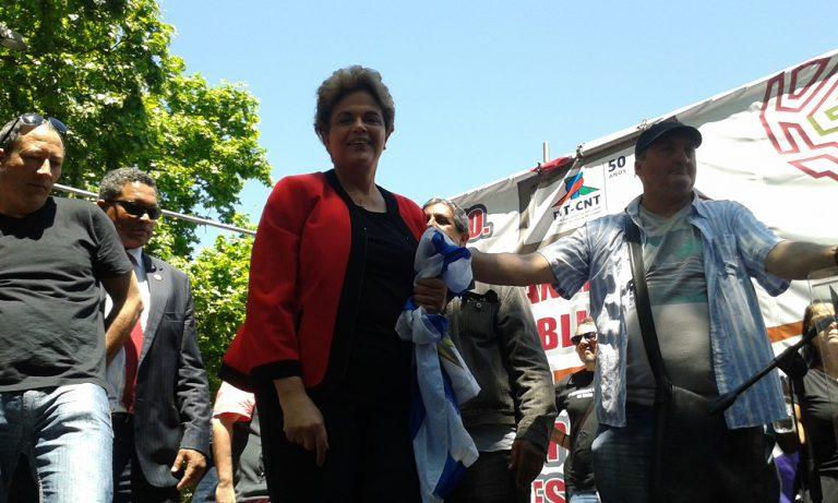 Repasamos el discurso de Dilma en Montevideo