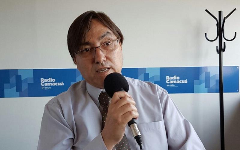 Entrevista a Gustavo Pérez