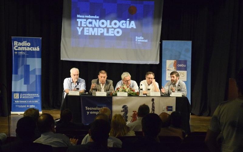 Primera mesa sobre Tecnología y empleo