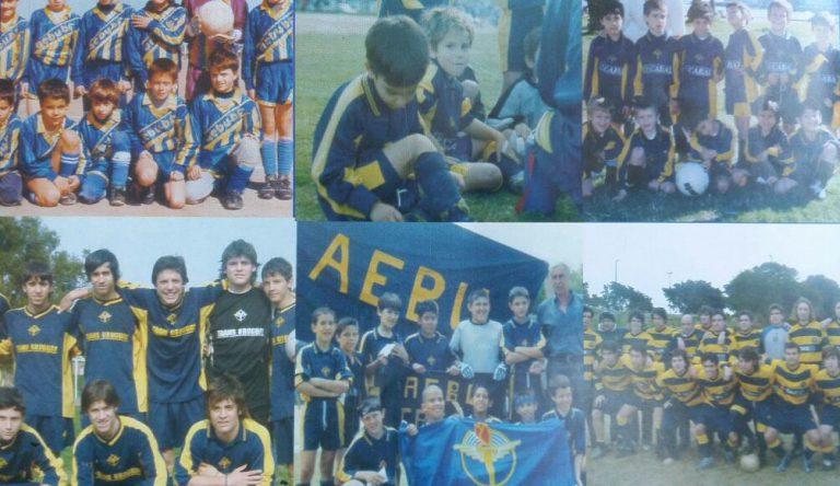 A 30 años del nacimiento de AEBU Fútbol