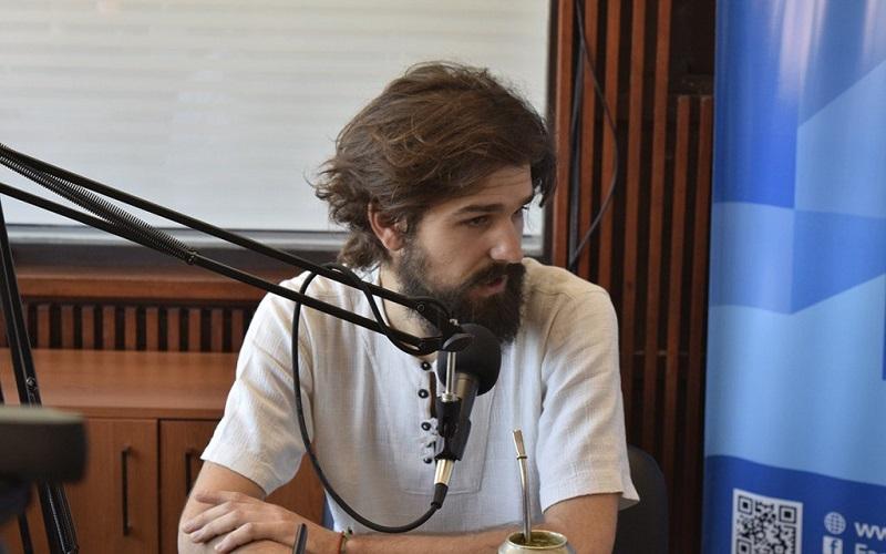 """Guillermo Wood presenta su nuevo disco """"México"""""""