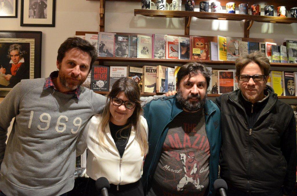 Entrevista a Pedro Dalton en El Triángulo Obtuso