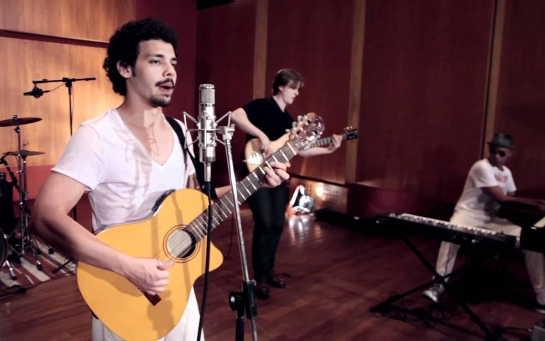 Parcería en Montevideo con Dani Andrade, Juan el que canta y Gozado Trovador